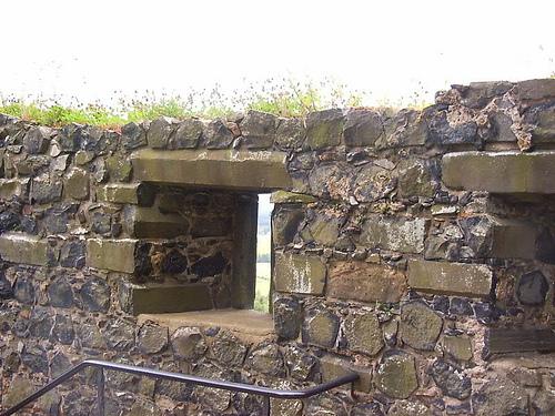 Burg Stolpen-вид снаружи 56239