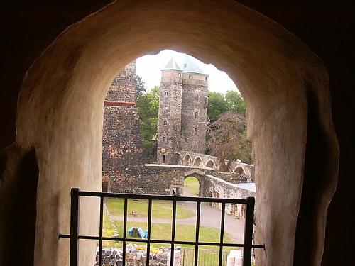 Burg Stolpen-вид снаружи 49442