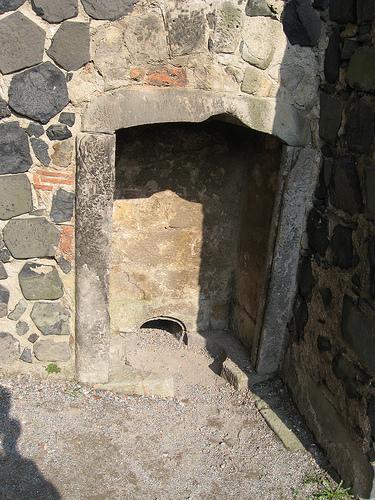 Burg Stolpen-вид снаружи 88360