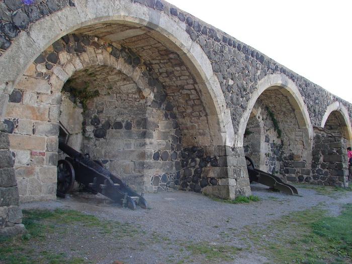 Burg Stolpen-вид снаружи 62489