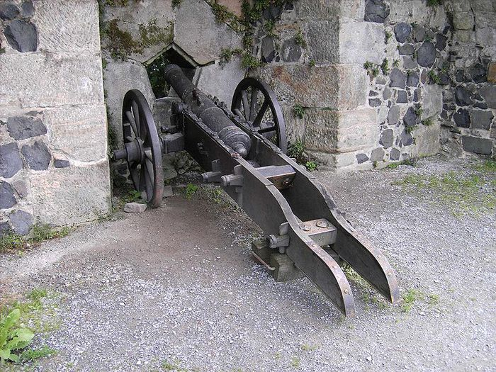 Burg Stolpen-вид снаружи 79577