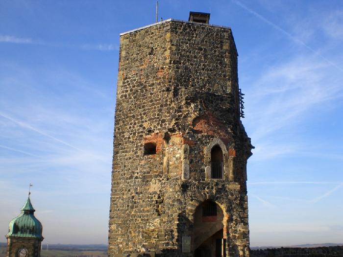 Burg Stolpen-вид снаружи 30961