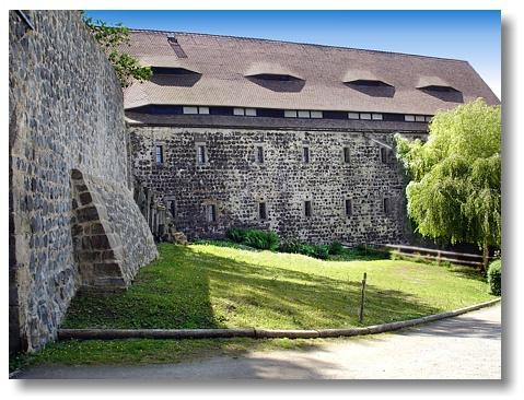 Burg Stolpen-вид снаружи 27345