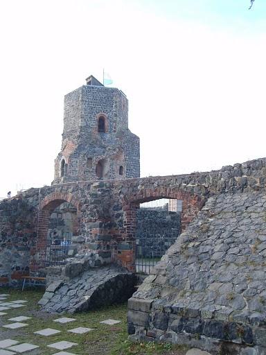 Burg Stolpen-вид снаружи 36675