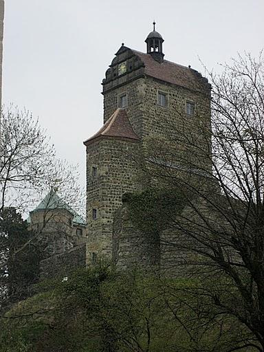 Burg Stolpen-вид снаружи 21106