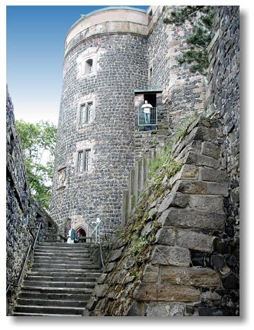 Burg Stolpen-вид снаружи 62820