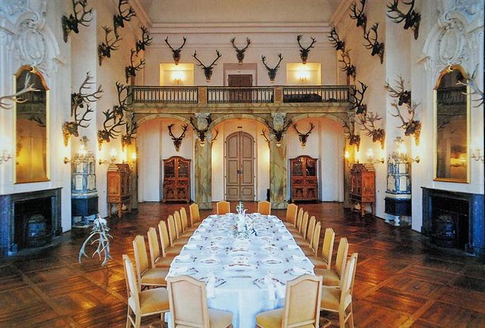 Замок Морицбург (Schloss Moritzburg)-часть 1 42811