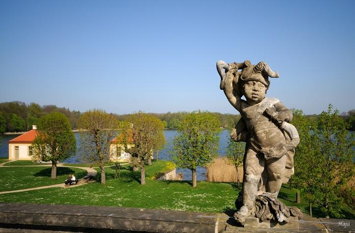 Замок Морицбург (Schloss Moritzburg)-часть 3 42218