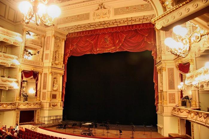 Опера Земпера, Дрезден 68210