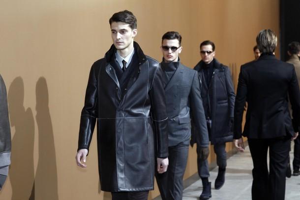 Неделя моды в Париже, Мужская мода, Зима 2010-2011