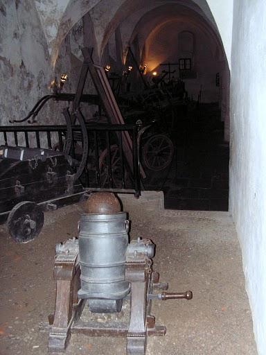Burg Stolpen-вид внутри 35561