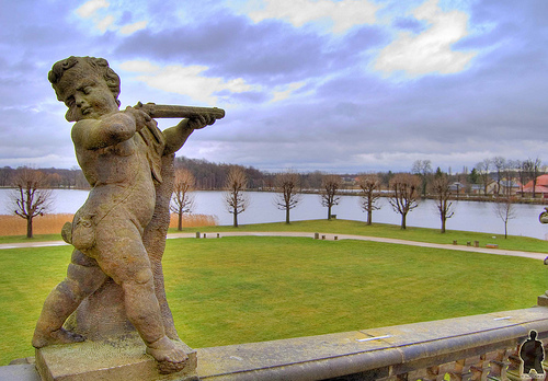 Замок Морицбург (Schloss Moritzburg)-часть 3 55261