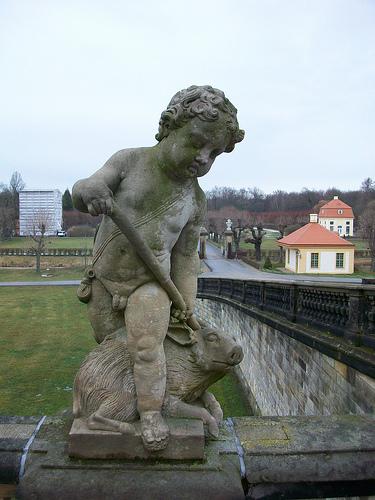 Замок Морицбург (Schloss Moritzburg)-часть 3 96036