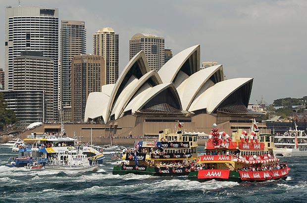 День Австралии: 26 января 2010