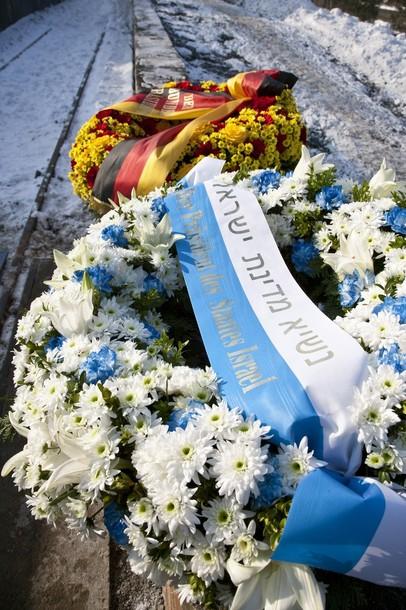 Международный день памяти жертв Холокоста, 27 января 2010 года.