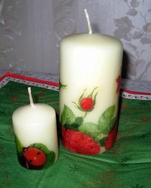 идеи дизайн, свечи, мастер класс