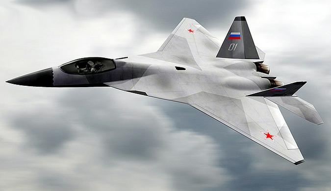 Россия показала миру будущее боевой авиации. Неуловимый, сверхточный и с 'умным корпусом'!