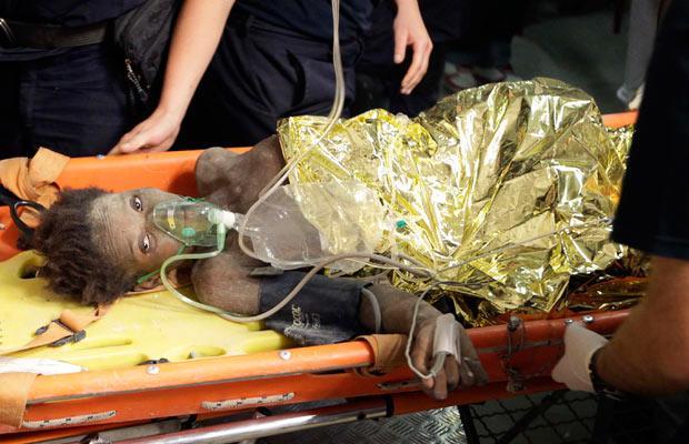Чудо спасает жителей Гаити.
