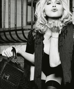 Мадонна в рекламной кампании DOLCE&GABBANA