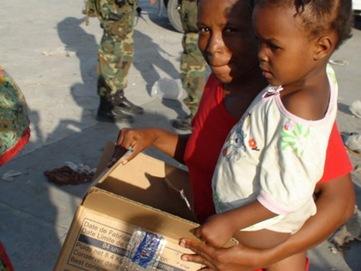 Нашли врага (статья Юлии Латыниной о гаитянских детях и др.)