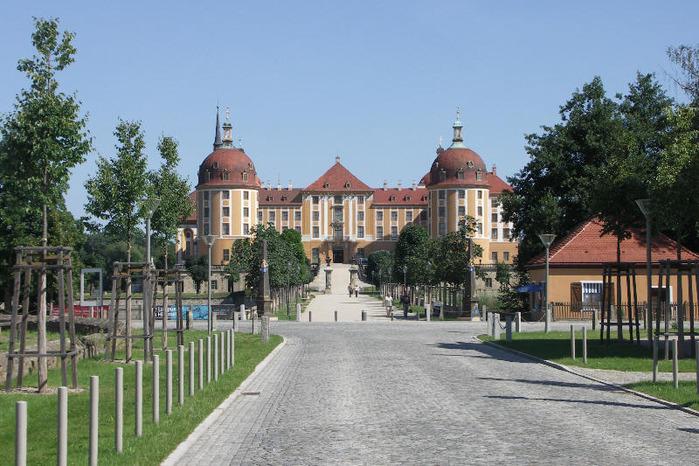 Замок Морицбург (Schloss Moritzburg)-часть 3 26769
