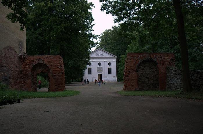 Монастырский парк Альтцелла (нем. Klosterpark Altzella) 23309