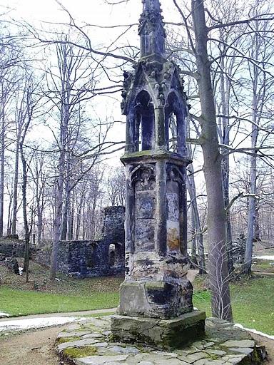 Монастырский парк Альтцелла (нем. Klosterpark Altzella) 40680