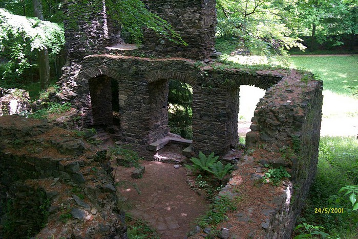 Монастырский парк Альтцелла (нем. Klosterpark Altzella) 94976