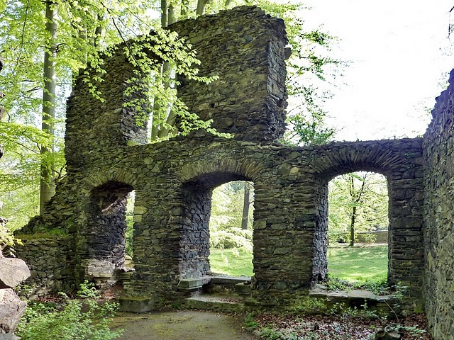 Монастырский парк Альтцелла (нем. Klosterpark Altzella) 42430