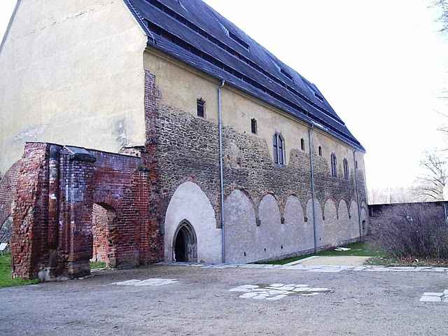 Монастырский парк Альтцелла (нем. Klosterpark Altzella) 58203