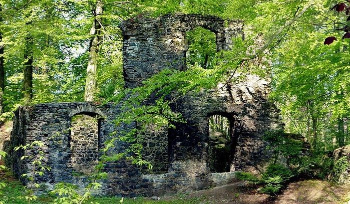 Монастырский парк Альтцелла (нем. Klosterpark Altzella) 39579