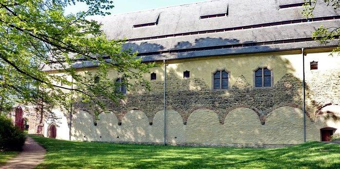 Монастырский парк Альтцелла (нем. Klosterpark Altzella) 13101