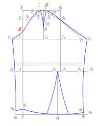 Вязание спицы кардиган туника схема