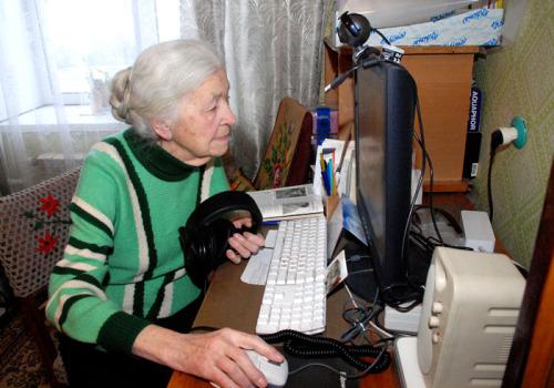Софья Кузьминична, 82 года. Углич