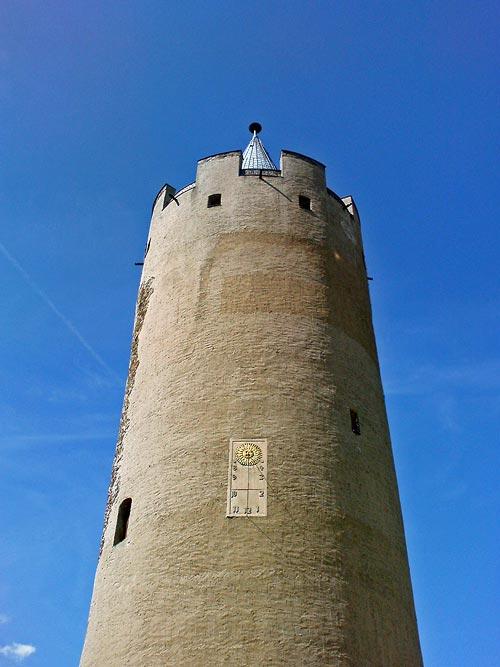 Крепость Шарфенштайн (нем. Burg Scharfenstein) 53930