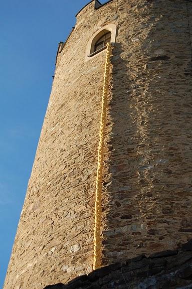 Крепость Шарфенштайн (нем. Burg Scharfenstein) 38345