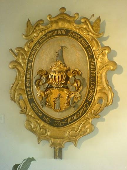 Крепость Шарфенштайн (нем. Burg Scharfenstein) 81370