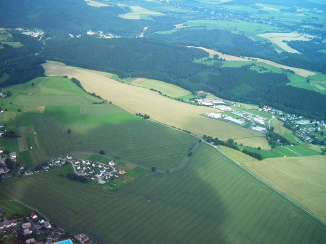 Крепость Шарфенштайн (нем. Burg Scharfenstein) 96952