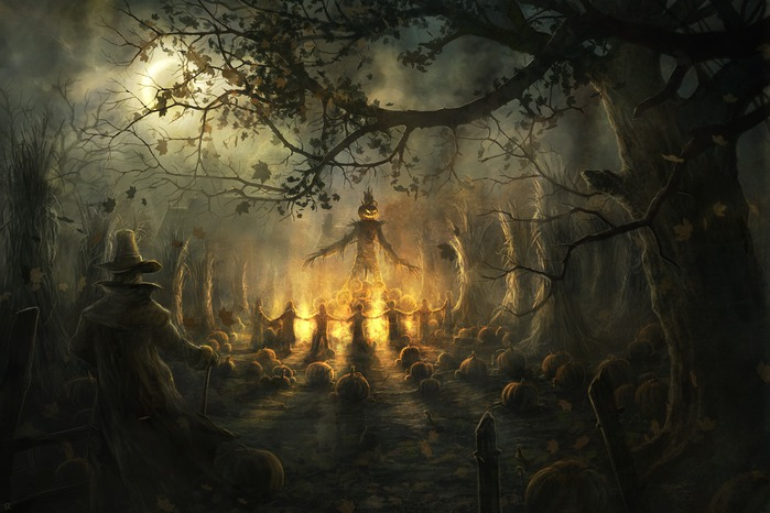 The_Pumpkin_King_by_Radojavor (699x466, 88 Kb)
