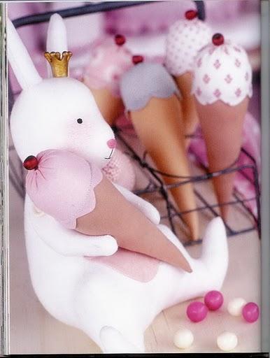 тильдовские игрушки
