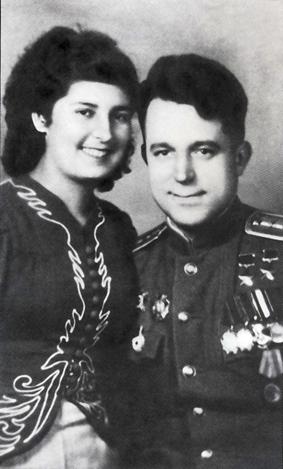 Супруги Раиса и Виталий Попковы