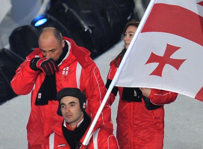 Гибель грузинского саночника в Ванкувере, Канада, 12 февраля 2010 года.