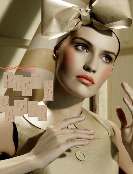 MAC Pret-a-Papier Collection for Summer 2010