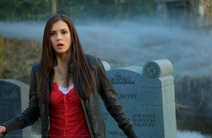 что «Дневники вампира»...