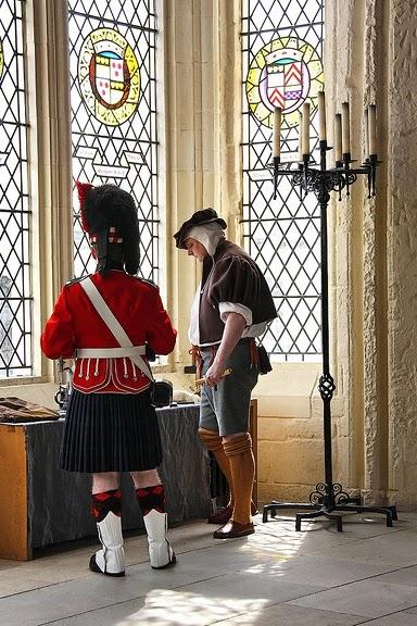 Замок Стерлинг, Шотландия 75544