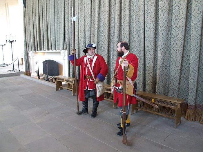 Замок Стерлинг, Шотландия 22085