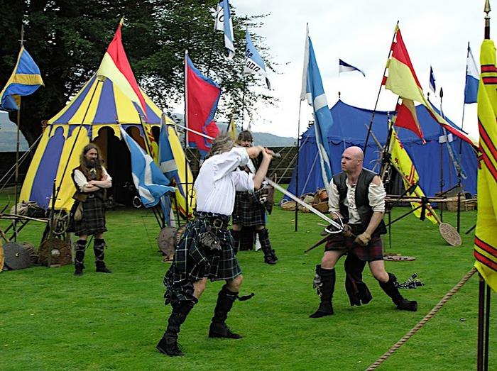 Замок Стерлинг, Шотландия 59019