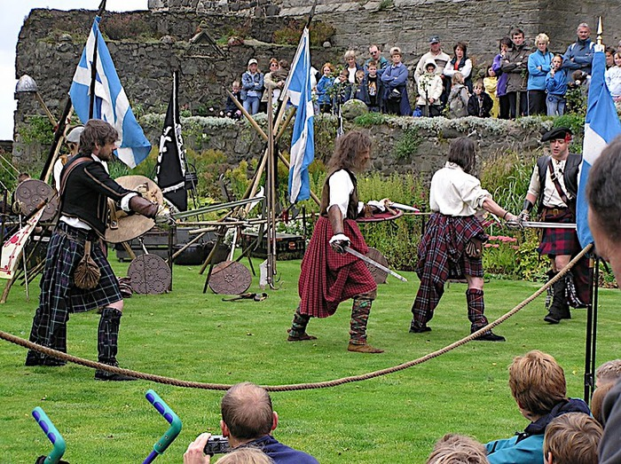 Замок Стерлинг, Шотландия 16959