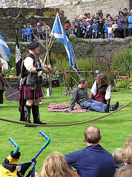 Замок Стерлинг, Шотландия 65837