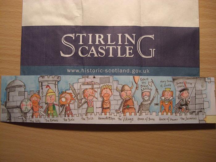 Замок Стерлинг, Шотландия 16755